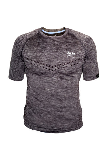 Seamless Shirt | Dark Heather