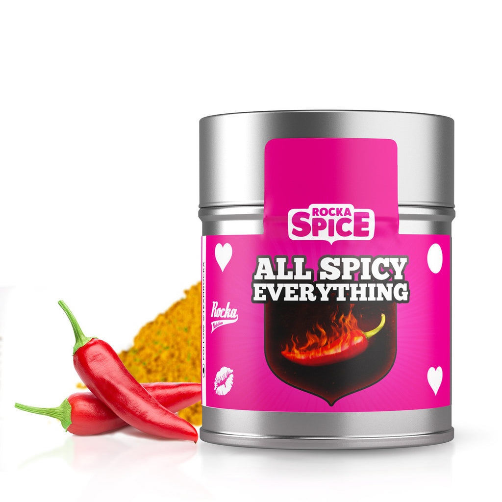 Rocka Spice | All Spicy Everything