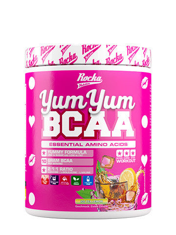 Yum Yum BCAA | Ice Tea Lemon
