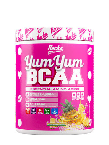 Yum Yum BCAA | Pineapple Punch
