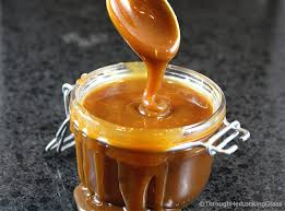 Caramel Sauce (Perfect to add to the Donut Recipe)