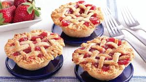 All butter sweet pastry - Mixed Berry Lattice Pie