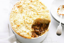 Lentil and Vegetable Cottage Pie