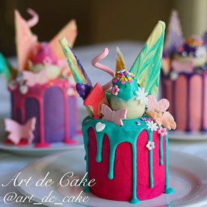 Masterclass - Mini Drip Cake - Adult & Child Event