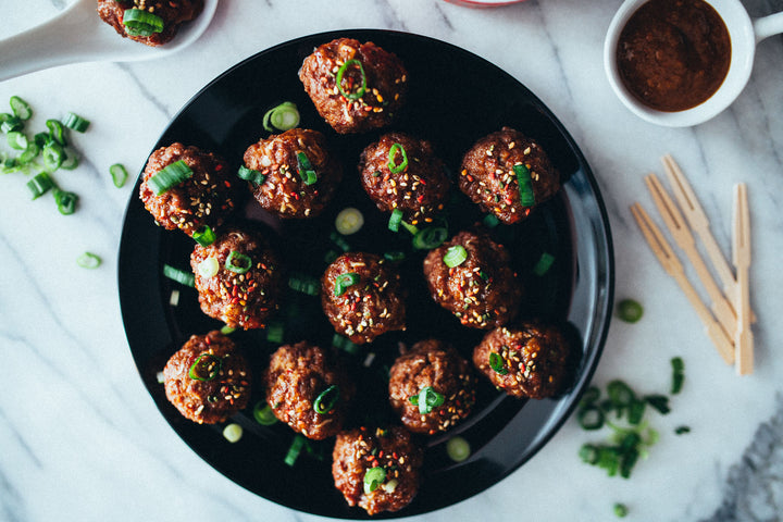 Garlic and Spiced Lamb Meatballs + Rice Pilaf - 1-3pm  (10-16 ages)