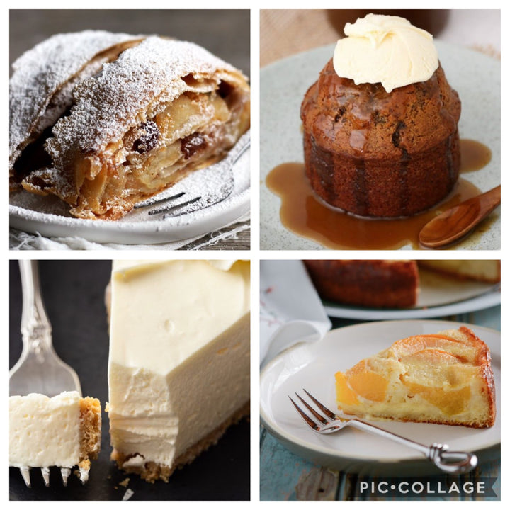 Term 3, 2019  Cooking Course -  French Desserts -  Ages: (6-9 years)  MAM