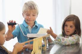 MINI COOK WORKSHOPS - Primary Schools (Kindergarten)