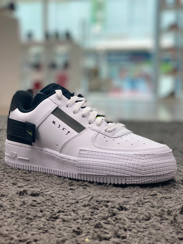Nike Air Force 1 Type White Black