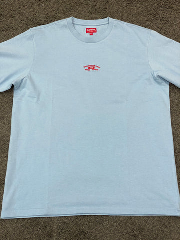 Supreme World Famous S/S Top Baby Blue