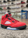Air Jordan 5 Raging Bull Varsity Red