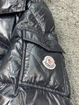 Moncler Maire Quilted Jacket Black
