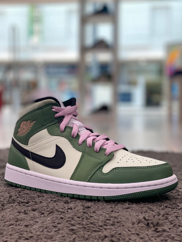 Air Jordan 1 Mid SE Dutch Green