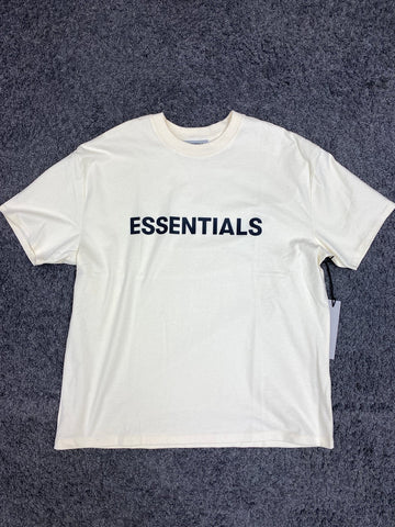 Fear of God Essentials T-Shirt Buttercream
