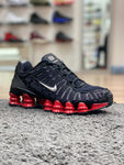 Skepta x Nike Shox TL Black Red