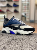 Dior B22 Sneaker Blue, Black & Grey