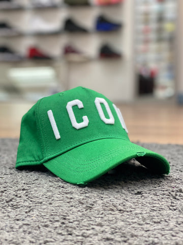 Dsquared2 Icon Cap Green