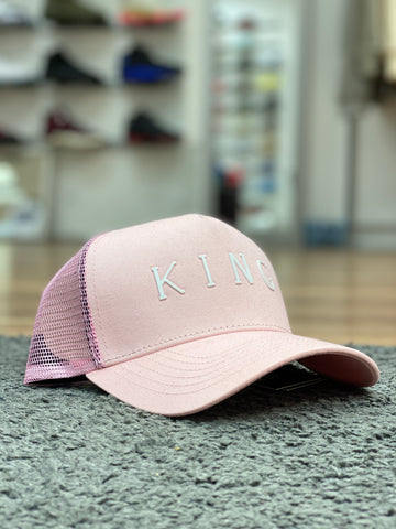 King Apparel Cap Pink