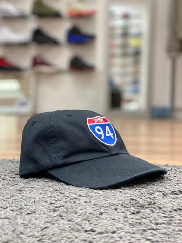 Supreme Route 94 Cap Black