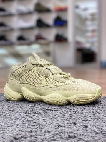 Yeezy 500 Super Moon Yellow Desert Rat