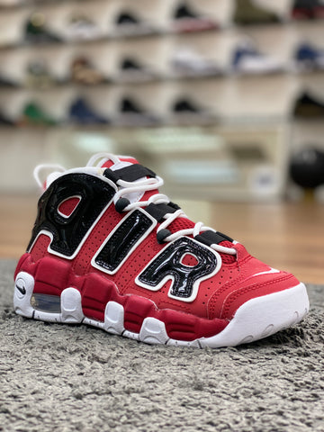 Nike Air More Uptempo Bulls Hoops Pack