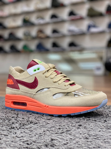 CLOT x Nike Air Max 1 Kiss of Death