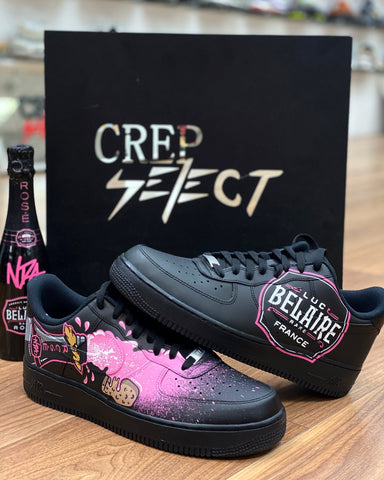 Nike Air Force 1 Belaire Customs
