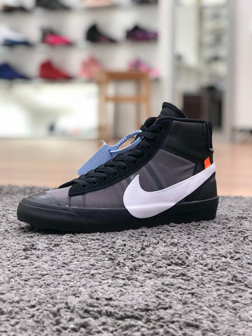 Nike Blazer X Off-White Black Spooky Pack