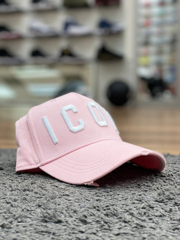 Dsquared2 Icon Cap Pink