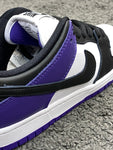 Nike SB Dunk Low Court Purple