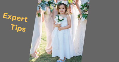 5 Tips for Choosing a Flower Girl Dress