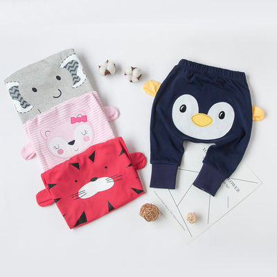 Baby Animal Pants - 0719 - Little Kooma
