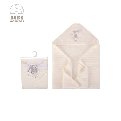 Bebe Comfort Baby Hooded Swaddle Blanket - 0801 - Little Kooma