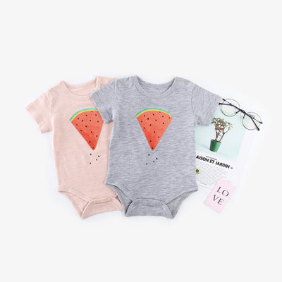 Baby Watermelon Bodysuit - 1006 - Little Kooma