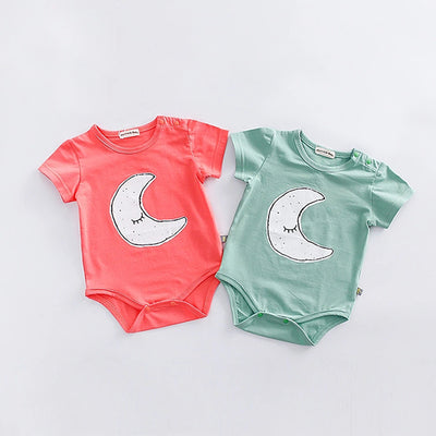Baby Moon Bodysuit - 1222 - Little Kooma