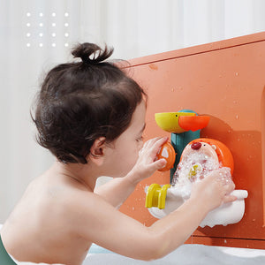 Baby Girl Pink Lace Dress Grey Bowtie