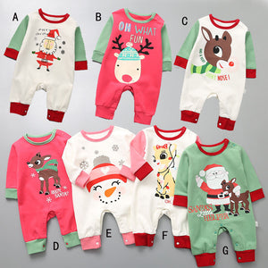 Baby Christmas All In One