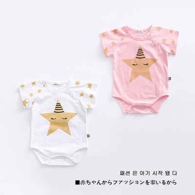Baby Star Bodysuit - 0902 - Little Kooma
