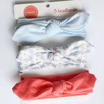 Girls Headwrap Set 3Pcs/Set - Little Kooma