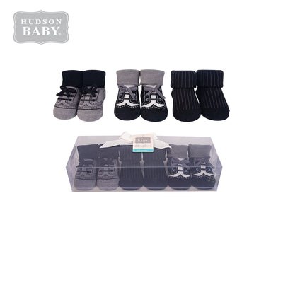 Baby 3pc Socks Gift Set 58290 - 0821 - Little Kooma