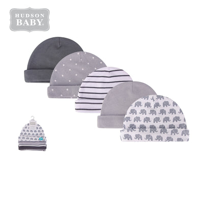Baby 5pc Cap Set 52324CH - 0821 - Little Kooma