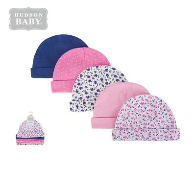 Baby 5pc Cap Set 52326CH - 0821 - Little Kooma