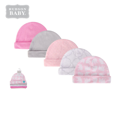 Baby 5pc Cap Set 52327CH - 0821 - Little Kooma