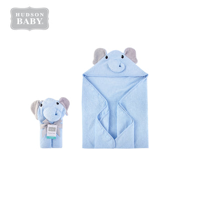 Baby Animal Hooded Towel(Woven Terry) 00428CH - 0821 - Little Kooma