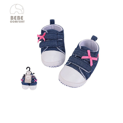 Baby Denim Shoes Magic Tape 6-12 months/12-18 months BC31047 - 0805 - Little Kooma