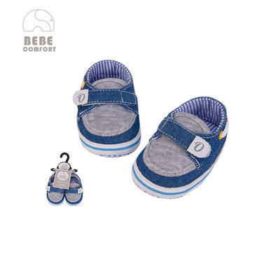 Baby Denim Splicing Shoes  6-12 months/12-18 months BC31059 - 0805 - Little Kooma