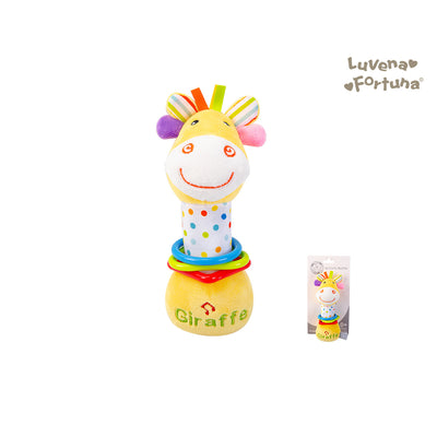Baby Rattle Toy Giraffe GP25-0896 - 0801 - Little Kooma
