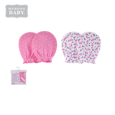 Baby Scratch Mittens Set 2pc 52315 - 0821 - Little Kooma