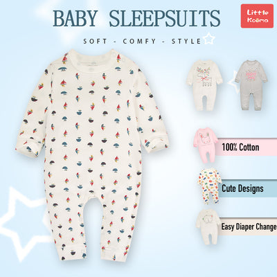 Baby Ship Jumpsuit All In One - Little Kooma