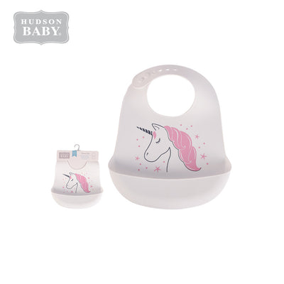 Baby's Silicone Bib 00580 - 0729 - Little Kooma
