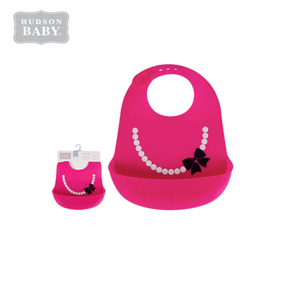 Baby's Silicone Bib 00582 - 0729 - Little Kooma